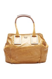 Ethel Leather Tote Bag