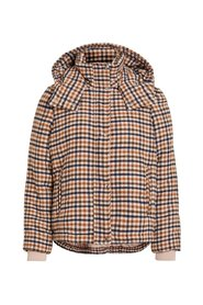 Jacket Checkered hooded