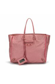 Pre-owned Calfskin Papier Tote