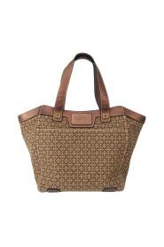 Anagram Total Pattern Tote Bag