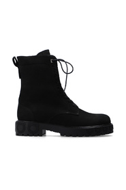 Chopper ankle boots