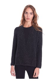 CARDIGAN WITH LUREX