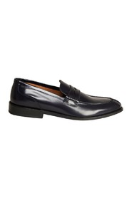 Polido leather loafers