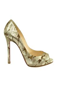 Camouflage Print Pumps