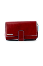 Two-compartment wallet