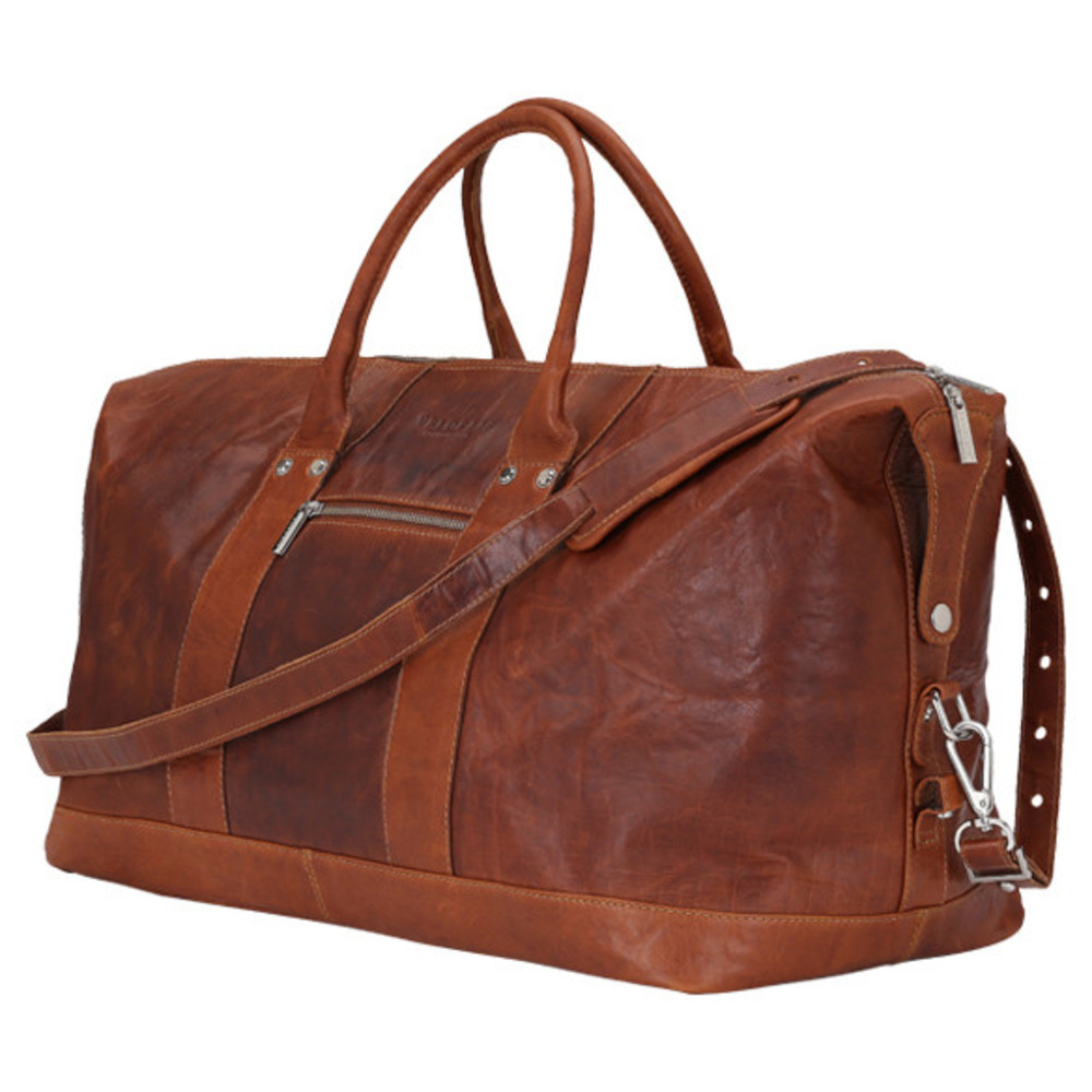 Weekend Bag In Skins
