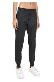 Hope Krissy Cuff Trouser Black