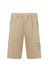 L06F2 Ghost Bermuda Shorts