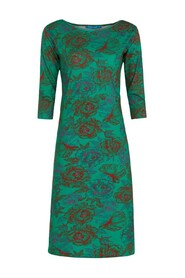 Istanbul Shaded Roses dress