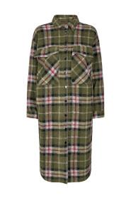 Kelly Long Wool Jacket