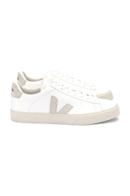 V LOGO SUEDE SNEAKERS