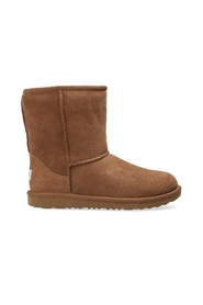 Classic II suede snow boots
