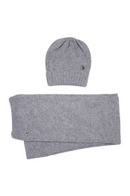 Set beanie and scarf