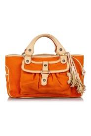 Boogie handväska tygduk