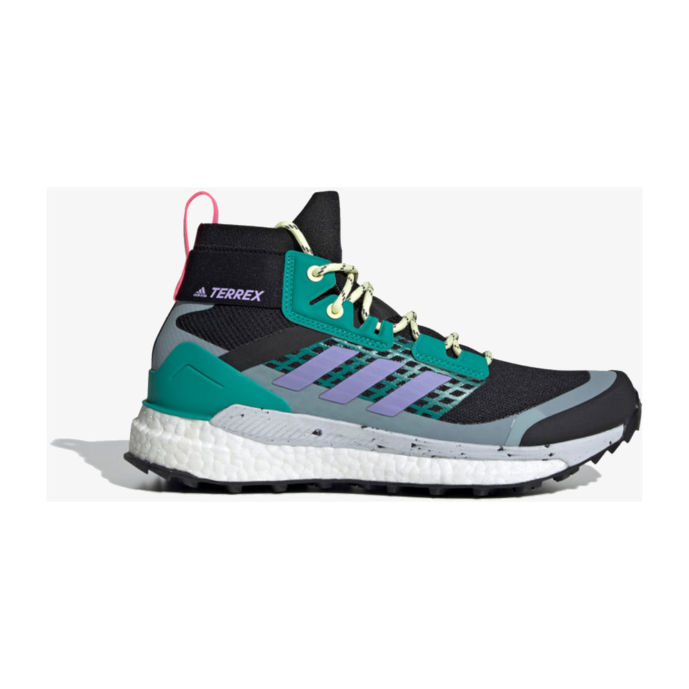 Adidas Originals Green/purple Terrex Free Hiker Adidas Originals
