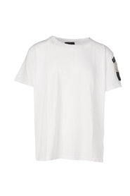 BASIC EMBROIDERY T-SHIRT