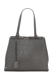 2Jours Leather Tote Bag