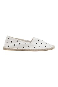 dotted espadrillos
