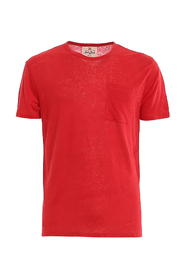 T-SHIRT WITH PATCH POCKET