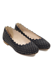 Studded Lauren ballerinas