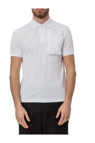 Polo Shirt with Patched Pocket