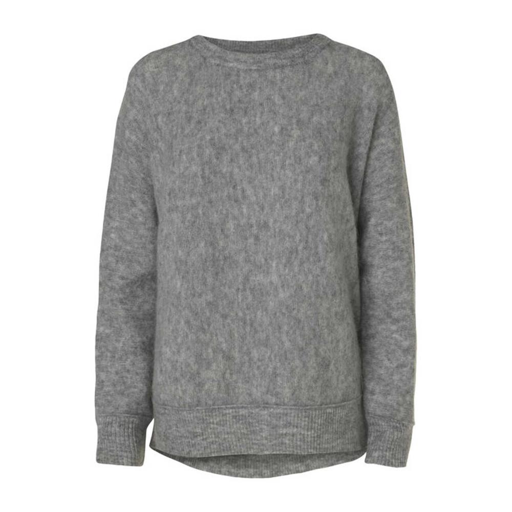 Olive Night Brianna Sweater | By Malene Birger | Striktrøjer