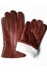Classic Sheepskin Gloves Lambskin Gloves Mænd
