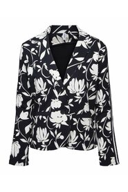 194 Tessa Print Sweat Blazer