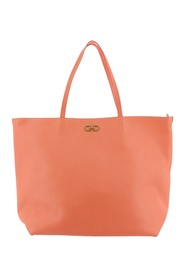 Bice Leather Tote Bag