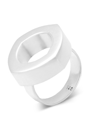Square Bombe ring