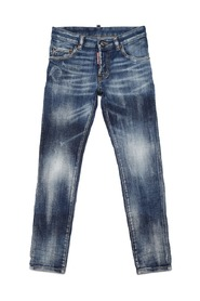 D2P118LM Skater Jeans