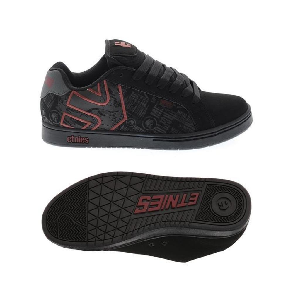 Metal Mulisha Fader Skateshoe