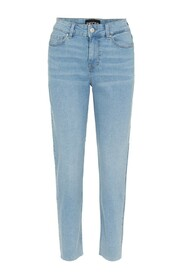 JEANS STRAIGHT MW ANK MB 391 NOOS :