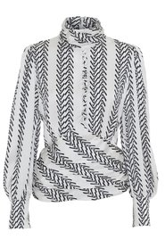 Zoey Blouse Overdel
