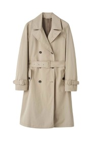 Zparre Coat - Trench coat