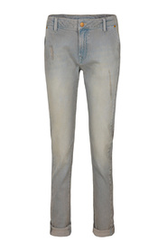 4s2109-5089 jeans traped loose
