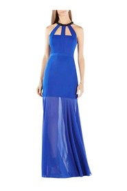 Leonora Royal Blue Gown