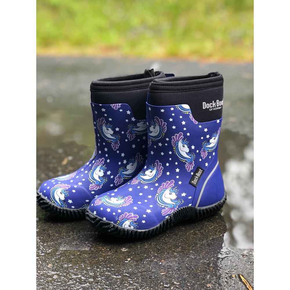 Enhjørning Fortuna Rain Boots