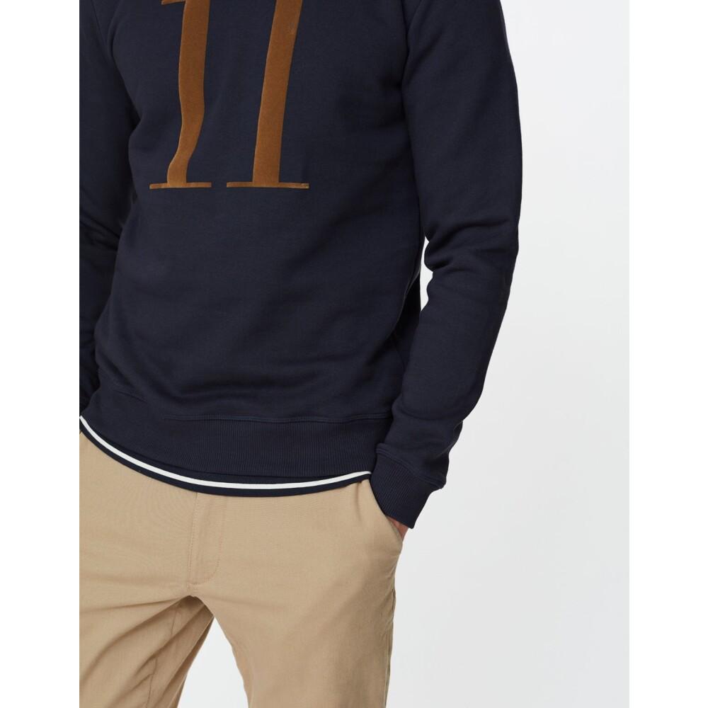 Blue Encore Sweatshirt   Les Deux   Bluzy bez kaptura - Najnowsza zniżka kyjvd