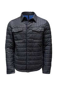 PADDED OVERSHIRT MOUNT IN TECHNICAL FABRIC