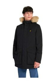 Parka Jacket With Winter Weight