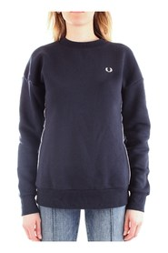 FRED PERRY G7102 Sweat Women BLUE NAVY