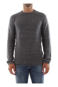 PREMIUM BY JACK&JONES 12142640 BALE KNITWEAR Men DARK GREY MELANGE