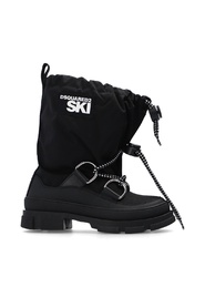 Lunar snow boots with logo