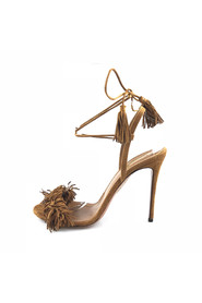 Suede Wild Thing  Sandal