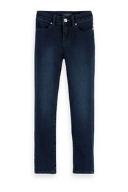 La Charmante high-rise skinny-fit jeans