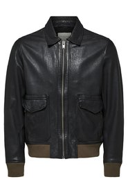 Leather jacket Pilot