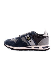 BLAUER 9FMUSTANG03/CAM Trainers Men GREY