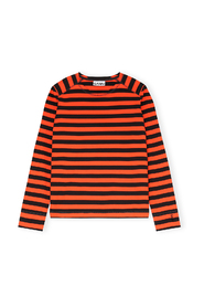 Ganni Striped Pullover