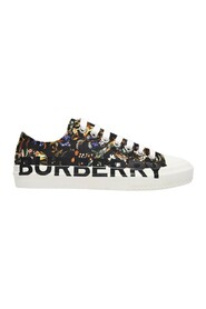 Larkhall Sneakers Canvas with Prints